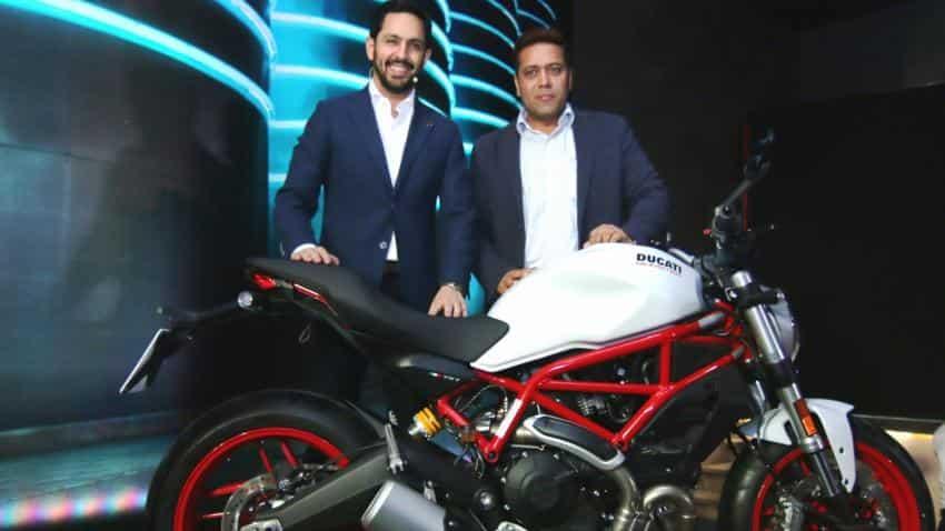 Ducati launches Monster 797, Multistrada 950 bikes in India