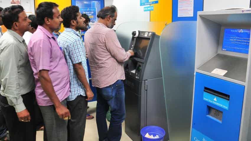 Cash loving Indians go back to pre-demonetisation level of ATM withdrawals