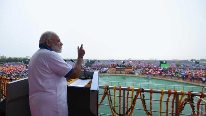 International Yoga Day 2017: PM Narendra Modi speaks in Lucknow