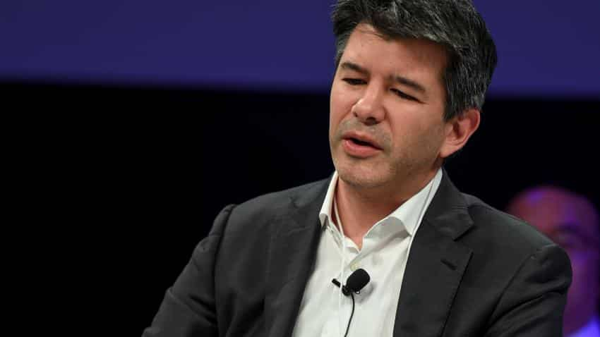 Investors force Travis Kalanick to resign as CEO of Uber