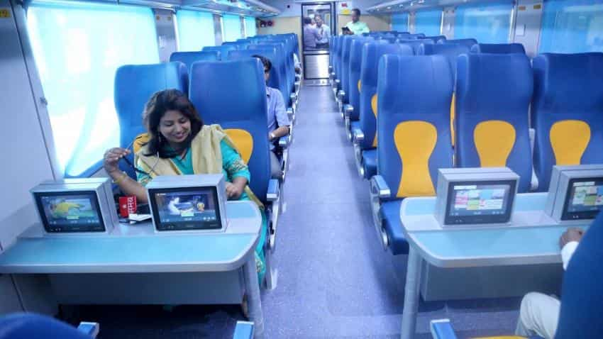Rajdhani, Shatabdi trains set for revamp under 'Operation Swarn'