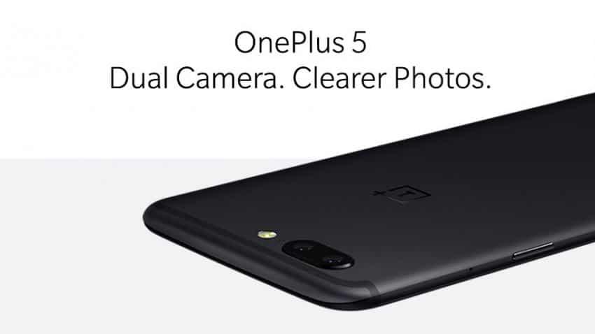 OnePlus 5 vs Samsung Galaxy S8, Apple iPhone 7 Plus, HTC U11, Oppo F3 Plus; specification, price