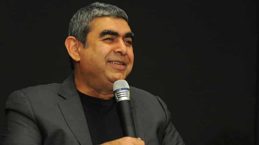 Indian IT not H-1B dependent, says Infosys CEO