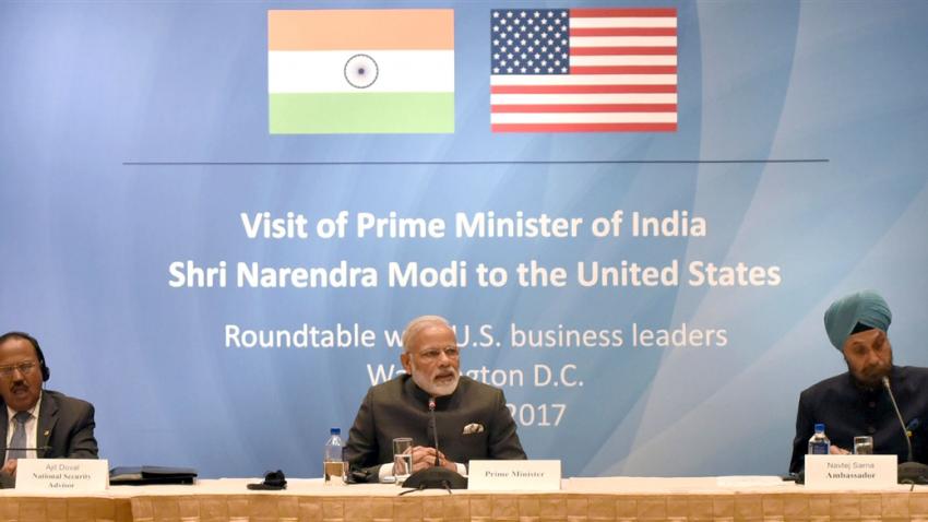 As PM Narendra Modi, President Trump meet, all eyes on Washington