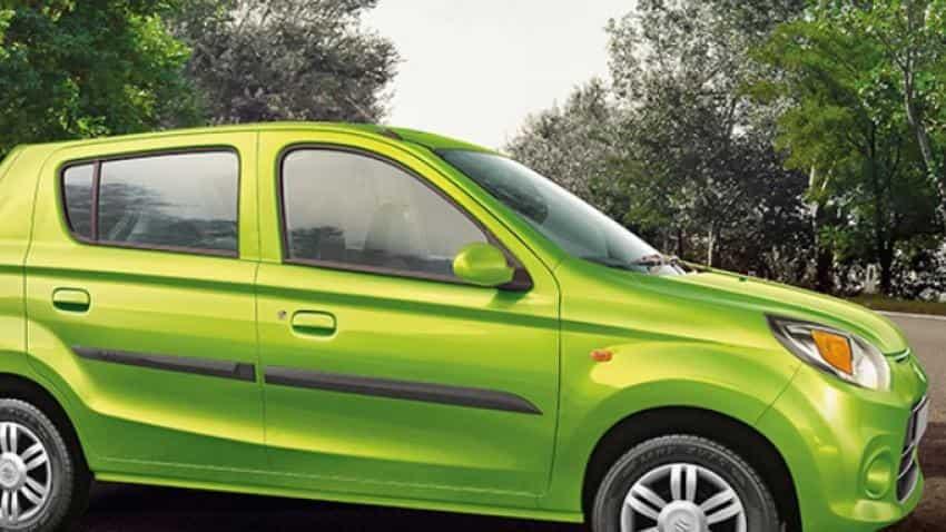 Alto growth helps Maruti Suzuki gain more market share in mini car segment