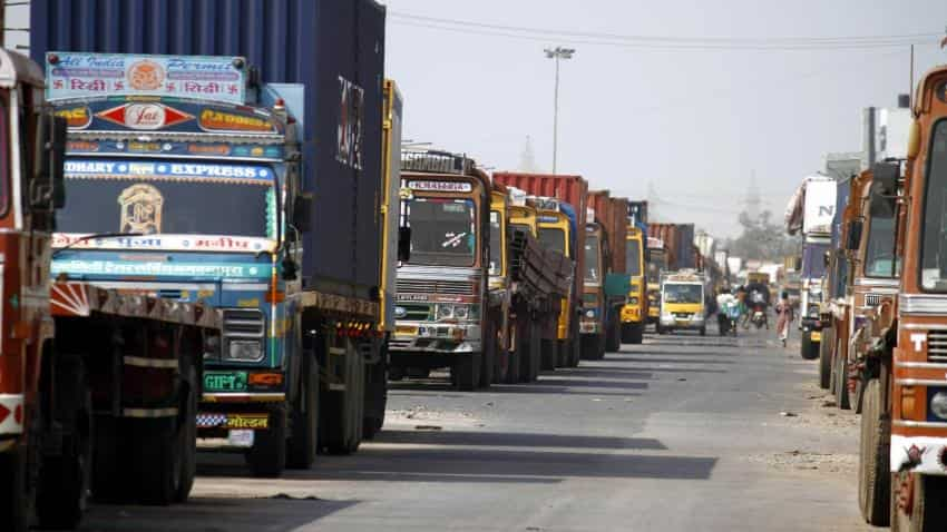 MHCV revival in demand to be delayed as govt leaves out truck transporters out of GST registration