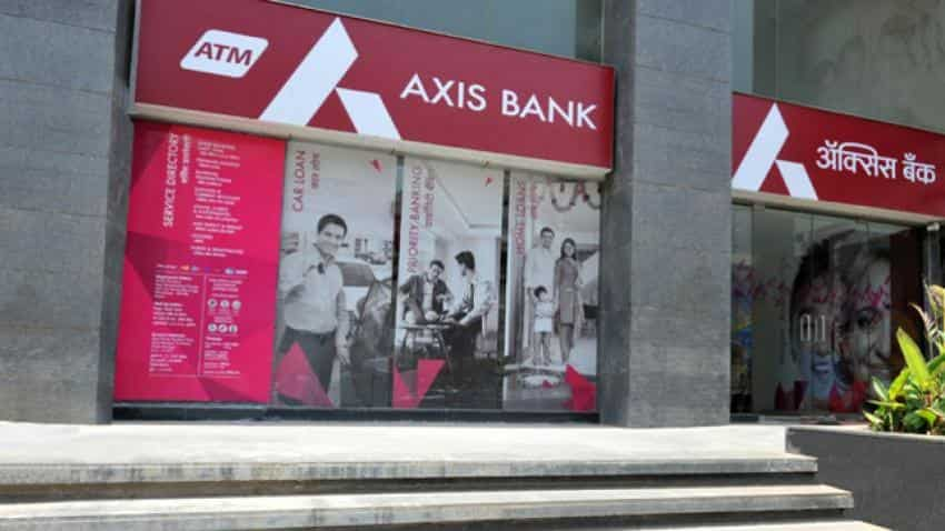 Axis Bank says 80% bad loans secured; shares gain