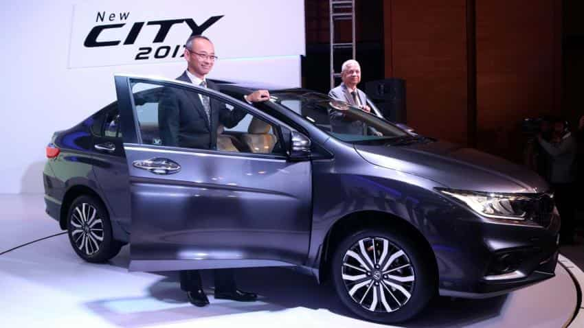 Honda City 4th Gen crosses 2.5 lakh car sales milestone