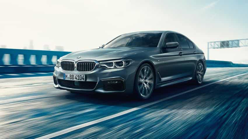 BMW launches all-new 5 Series in India priced at 49.9 lakh