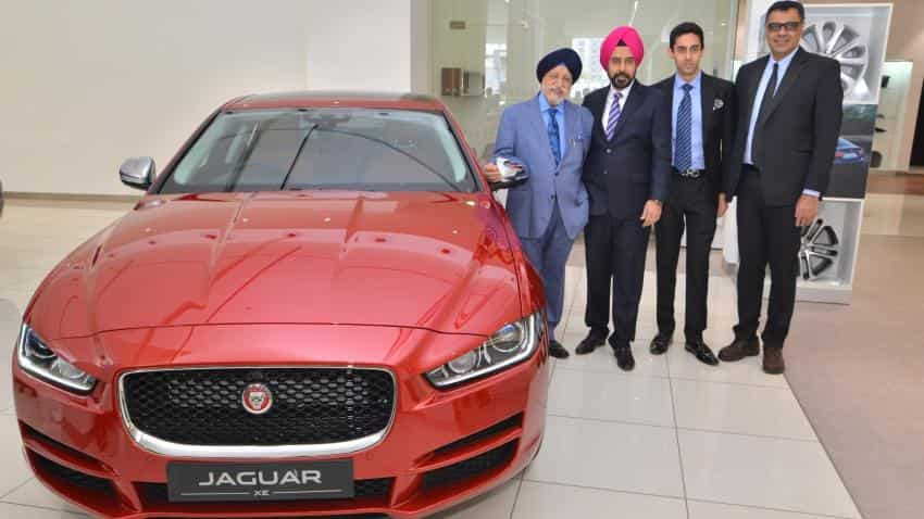 Gst Jaguar Land Rover India Announces New Prices For Its Product