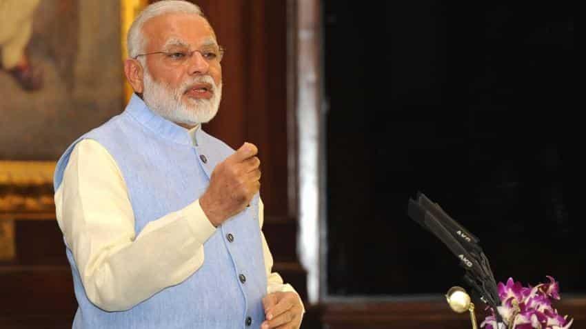 Tough action against those helping hide black money: PM Modi