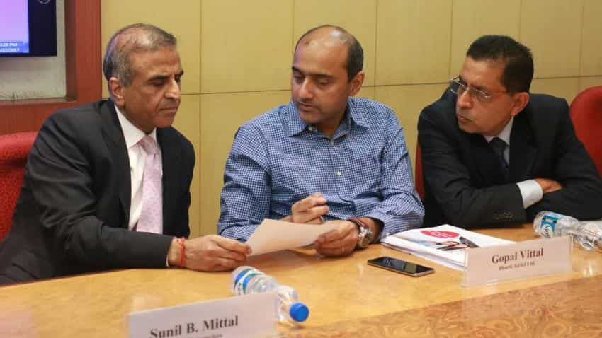 Bharti Airtel's Sunil Mittal takes home over Rs 30 crore in annual pay in FY17
