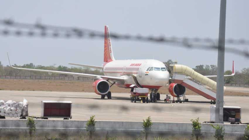Air India flight faces problem in AC system