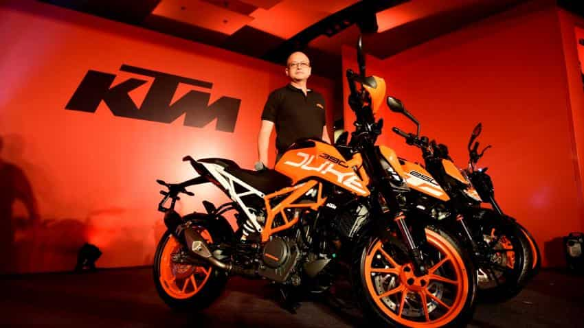 Bajaj Auto, KTM to introduce Husqvarna motorcycles in India as part of 10-year anniversary