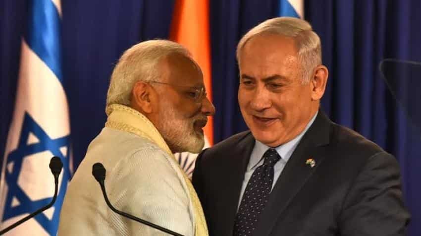 These are the two things that PM Modi gifted Netanyahu of Israel; see pictures