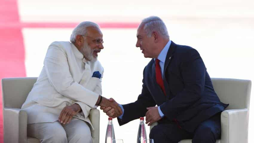 India, Israel call for action against terror groups, sponsors