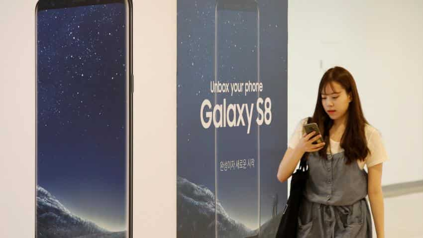 Samsung Electronics says second-quarter operating profit likely rose 72% year-on-year