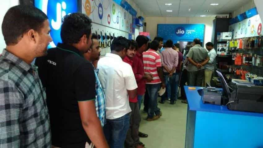 Reliance Jio's rural customers rise dramatically over the past few months