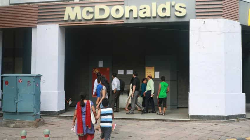 43 McDonald's outlets ran without valid licence since April