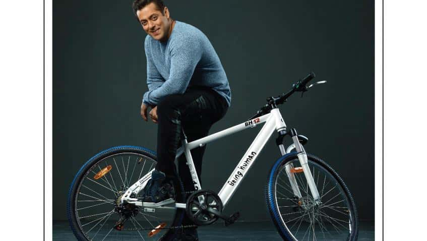 Salman Khan's Being Human E-Cycle to launch exclusively on Amazon's Prime Day