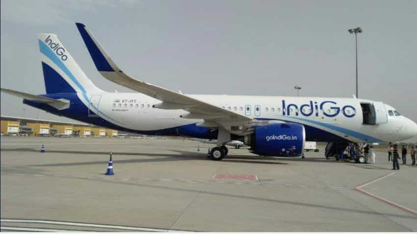 IndiGo coach window shatters from jet blast, five injured