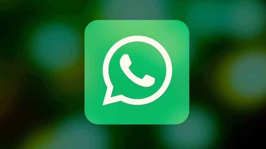 Now share any file you want on WhatsApp
