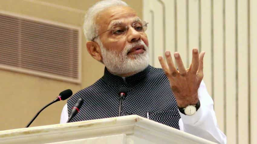 PM Modi holds FDI policy's review meet