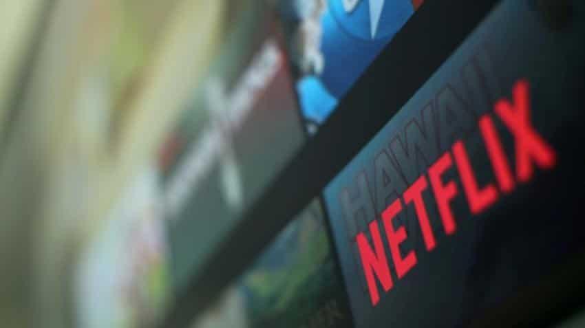 Netflix beats subscriber targets, shares jump over 10 percent