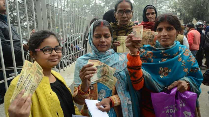 No more chances to deposit demonetised notes, Govt tells Supreme Court