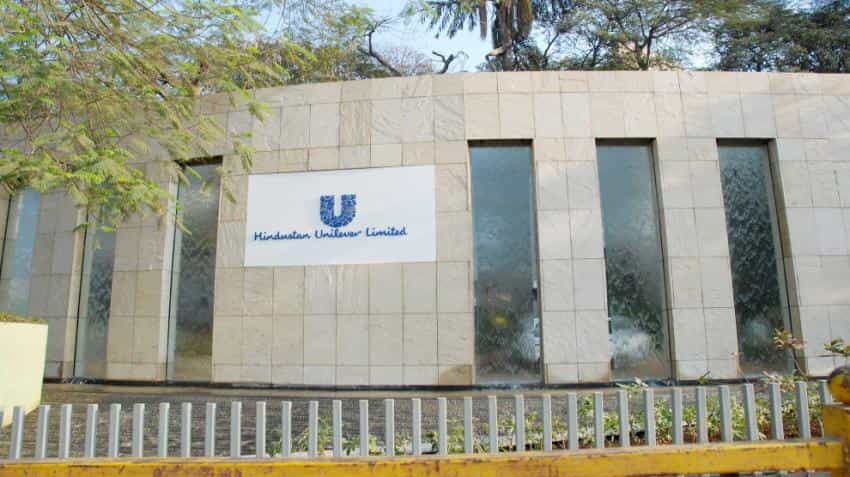 Hindustan Unilever's Q1 net at Rs 1283 crore