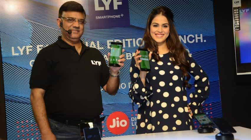Reliance Jio's Lyf brand sells 15 lakh devices in Q1 FY18