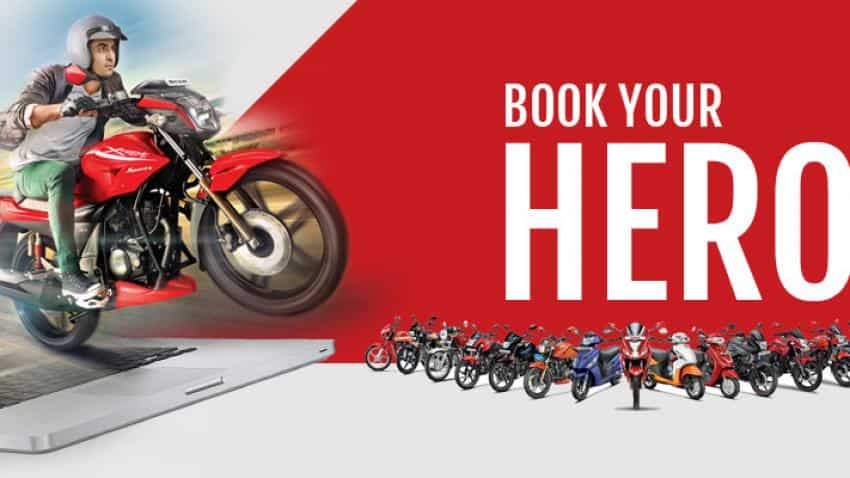 Hero Motocorp's Q1 net profit at Rs 914 crore; two-wheeler sales up 6%
