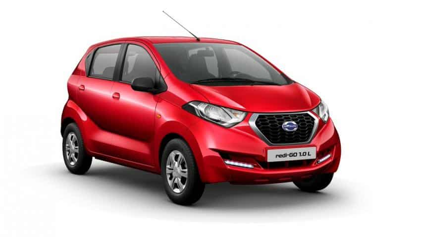 Datsun launches 1-litre version of Redi-Go priced at Rs 3.57 lakh