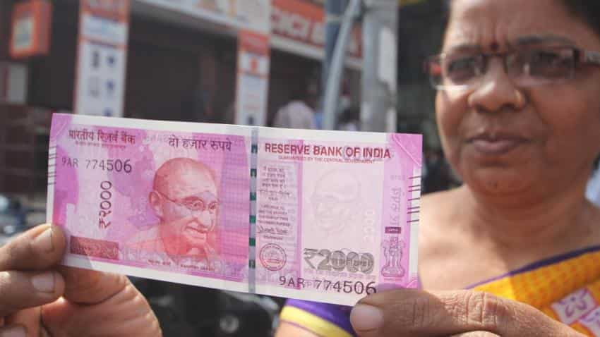 Here's how much it cost the government to make Rs 2000 notes