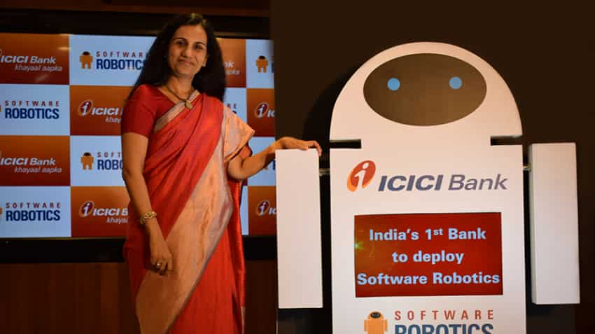 ICICI Bank's net profit declines by 8% to Rs 2049 crore in Q1FY18