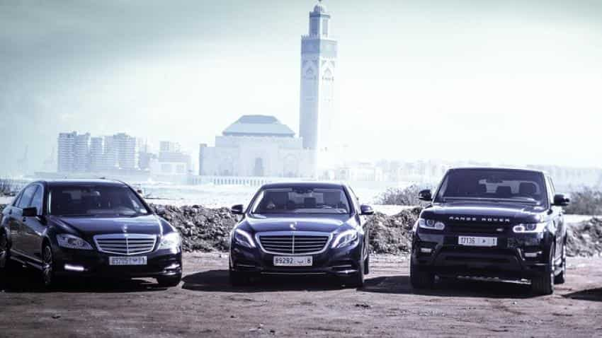 British luxury car exports to India on rise