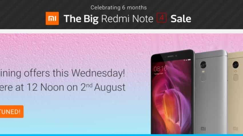 Flipkart offers Redmi Note 4 for Rs 999 but there's a catch