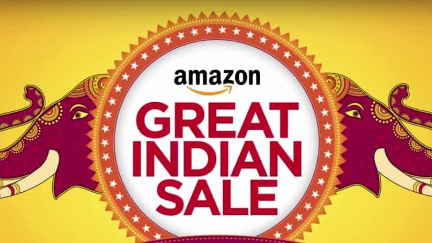 Amazon announces three day Great Indian Sale to begin from August 9