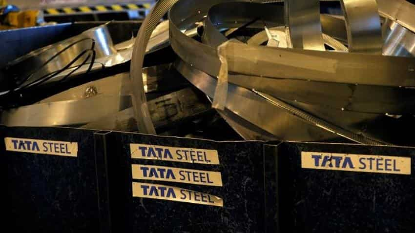 Tata Steel swings to profit in first quarter, but lags estimates