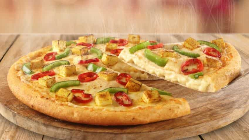 Plans to include new Domino's Pizzas makes Jubilant FoodWorks' shares rise over 3% on BSE Sensex