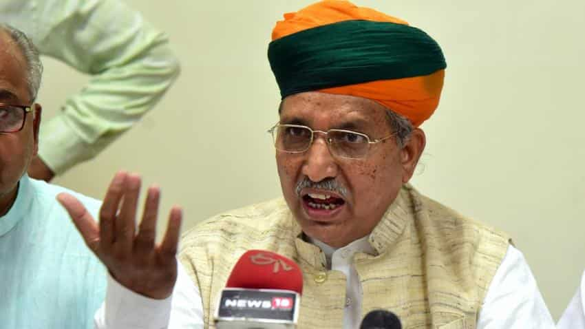 Number of slabs in GST will be reduced later: Meghwal