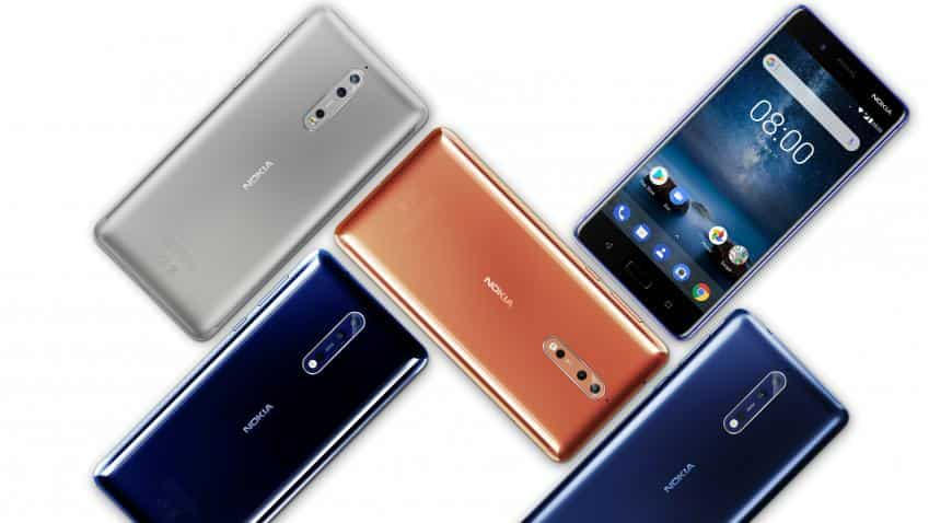 Watch: New Nokia 8 phone targets surging demand for video-streaming