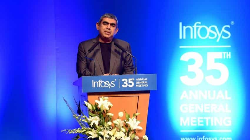 Vishal Sikka resigns from Infosys: Full text of his letter to the Board