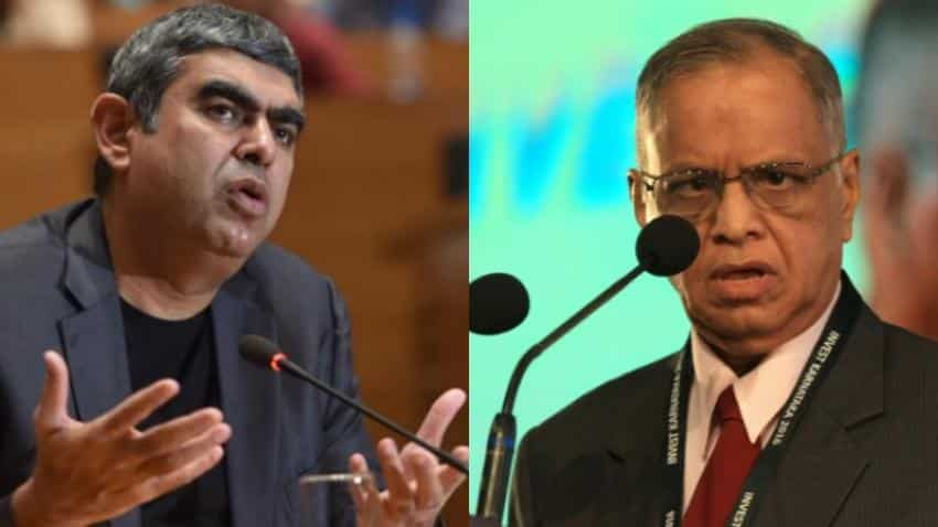 Need of the hour is to keep the core of Infosys intact
