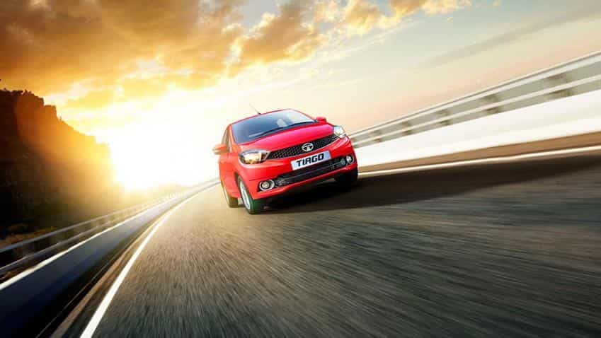 Tata Motors launches AMT-equipped Tiago at Rs 4.79 lakh