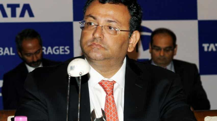 Cyrus Mistry takes a dig at Indian Hotels; shares fall 4% on BSE Sensex