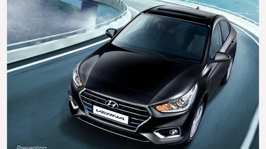 Hyundai Launches Next Generation Verna In India Price Starting At Rs