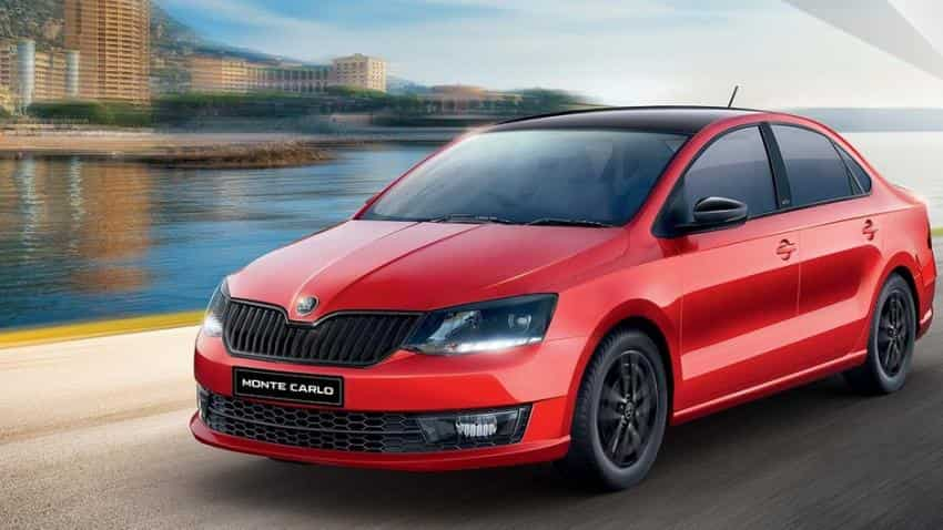 Skoda launches Rapid Monte Carlo at Rs 10.75 lakh; to take on 2017 Hyundai Verna, Honda City