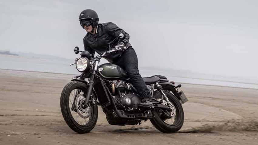 Triumph launches Street Scrambler in India priced at Rs 8.1 lakh