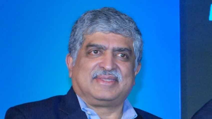 Nandan Nilekani is back at Infosys; ADRs rise 1.5%